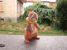 Buizel - Ready to Jump