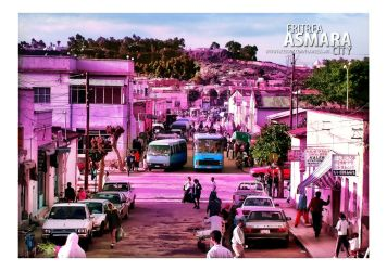 ASMARA CITY2 by M-AlJabarty