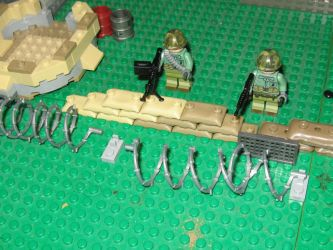 Lego Vietnam War MOC Part 1.3 by Bigboymeal15