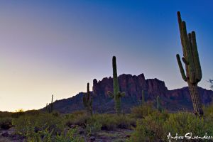 Monuments of the Morning by AndrewShoemaker