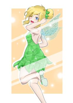 TinkerBell by theWhiteDEVIL66