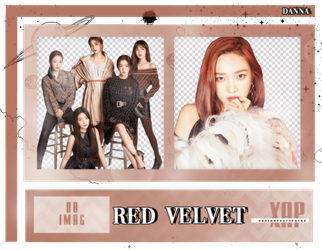 Pack Png 457 // Red Velvet. by xAsianPhotopacks