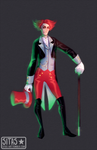 The Ringmaster by Sitas-the-Fool