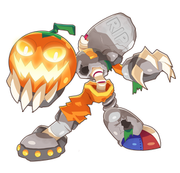 Commission: Spook Man by ultimatemaverickx