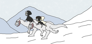 Bare Squadron on Hoth by Syfyman2XXX