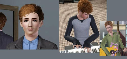 Sims Thomas by TheAjerf