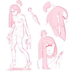 Character Design 03 by calponpon