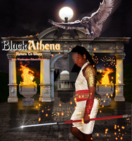 Black Athena by EthericDezigns