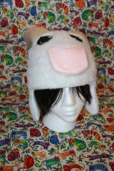 Poro League of legends hat by IceDragonCosplay