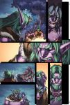 WoW Curse of the Worgen 2 pg13