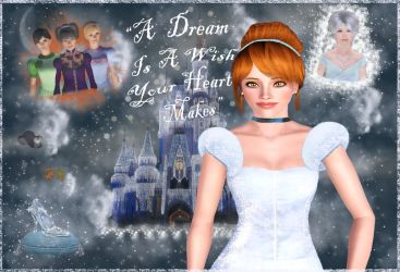 Cinderella Dreams by strelitzia19