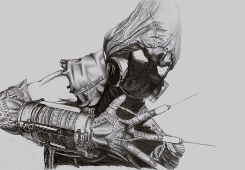 Scarecrow by killerconfessions