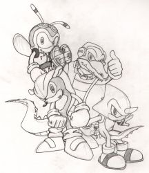 Chaotix by TheStiv
