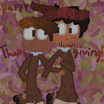 Happy Thanksgiving by FruityFoxDuck