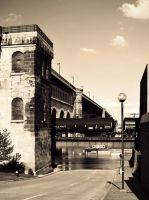 Eads Bridge St. Louis Missouri by SMT-Images