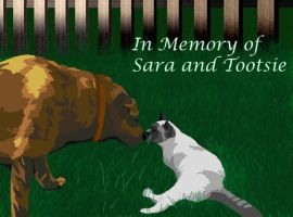 Tribute To Sara and Tootsie by Sunspot01