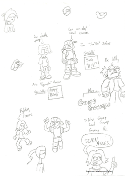 Boredom Sketches: Game Grumps! by CrashFreak
