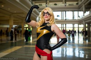 Ms Marvel II by gillykins