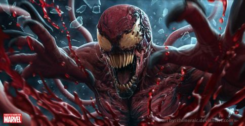 Carnage by chimeraic