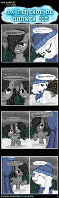 MLP: La legende de Broken Ice page 13 ENG by stashine-nightfire