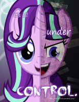 MLP - Two Sides of Starlight Glimmer by Starbat
