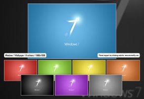 Windows 7 Wallpaper by bezem049