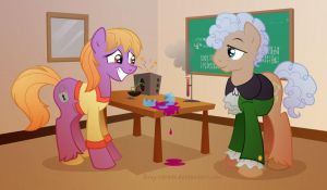 First Impressions by LissyStrata