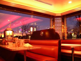 The Diner by ecfield