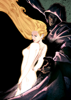Cloak and Dagger colored by tofuthebold