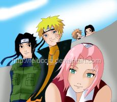 Team 7...with some differents by Feiuccia