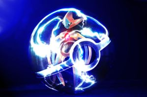 The Pokeball of Deoxys