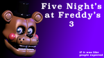 Five Nights at Freddy's 3 (ish) by CaiArt1987