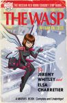 The Unstoppable Wasp #2 Variant by TonyFleecs