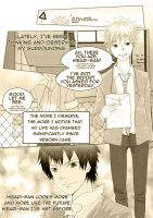 KHR -  FAINT Doujin Preview 1 by coralblush