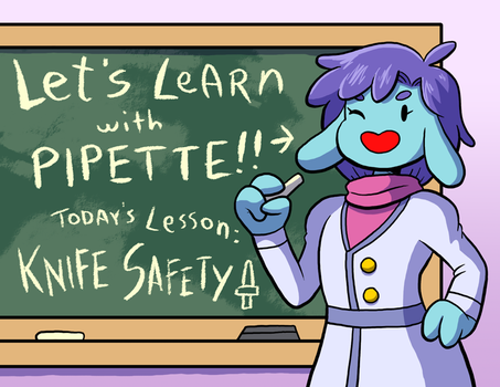 Pipette's Learning Corner!!! - Now on Sale! by greliz