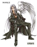 -One Winged Angel- by tomuyu