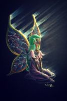 Butterfly Fairy by AmadeuxWay