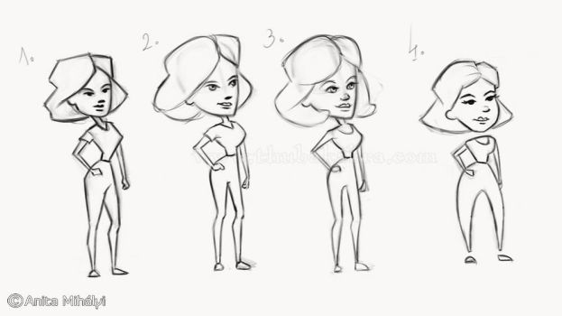 Figure Sketches by Thubakabra