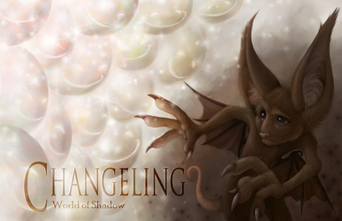 Changeling - game poster by Kiiro-chan