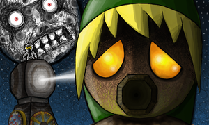 Majora's Mask by audreyboo222