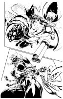 Code Reaper Page 04 - lores by JeffGraham-Art