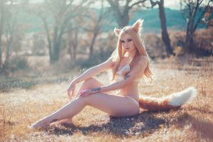 Holo | Spice and Wolf | 2 by ItsKaylaErin