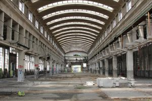 Industrial decay Stock 105 by Malleni-Stock