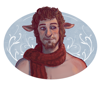 Mister Tumnus by Tenshi-Inverse