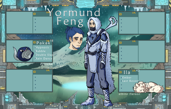 Yormund Feng [Biome] by lixelated