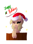 Happy Holidays by KisaraDoesArt16