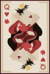 Queen of Hearts by Mr-Bluebird