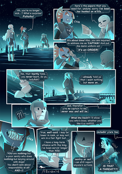 Timetale - Chapter 02 - Part II - Page 28 by AllesiaTheHedge