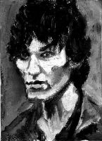 Richard Ramirez ACEO by amybalot