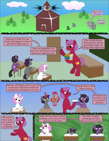 Problems: Welcome to Class by white-tigress-12158